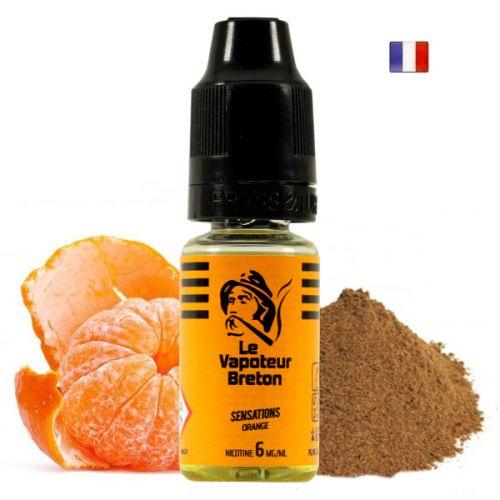 Orange Le Vapoteur Breton