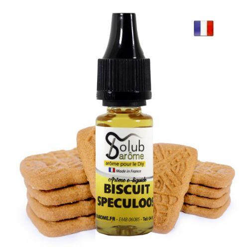 Arôme Biscuit Spéculos Solub