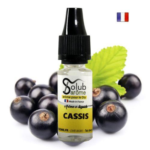 Arôme Cassis Solub