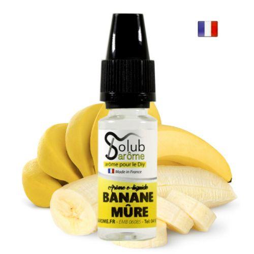 Arôme Banane mure Solub