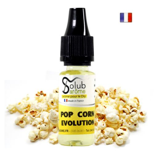 Arôme Pop Corn Evolution Solub