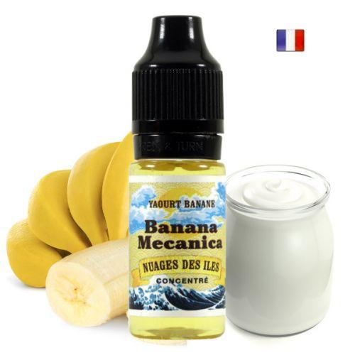 Arôme Banana Mecanica Nuage des Iles