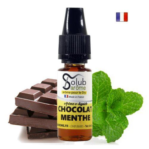 Arôme Chocolat Menthe Solub