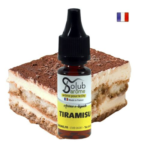 Arôme Tiramisu Solub
