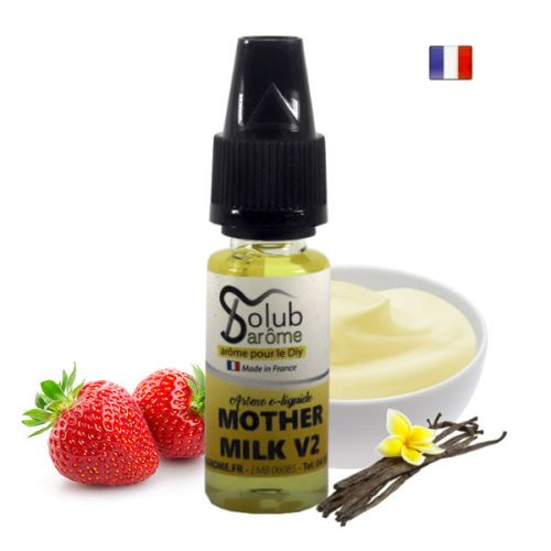 Arôme Mother Milk V2 Solub