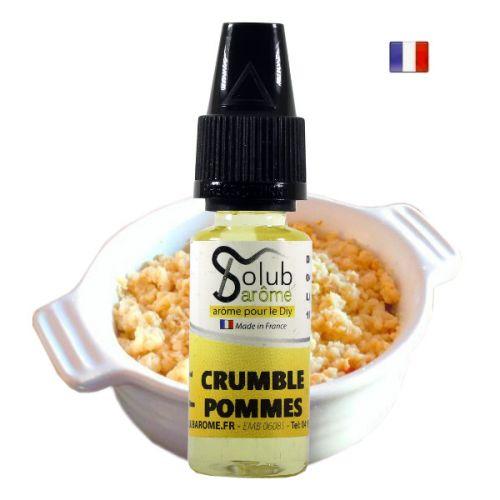 Arôme Crumble Pommes Solub