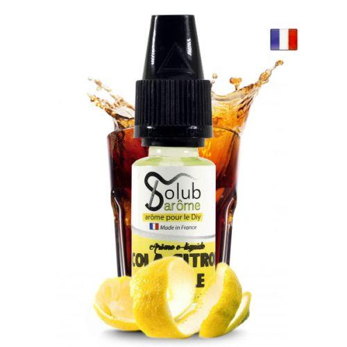 Arôme Cola Citron Sicile Solub