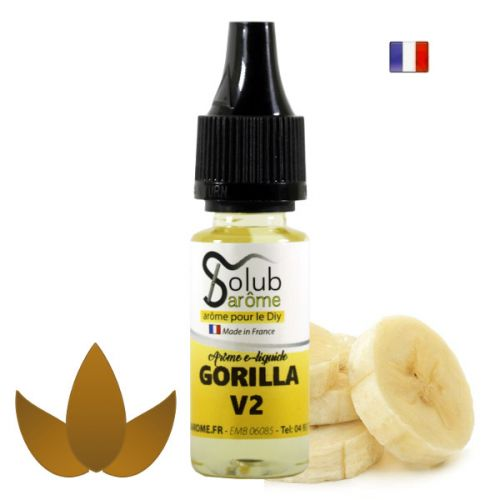 Arôme Gorilla V2 Solub