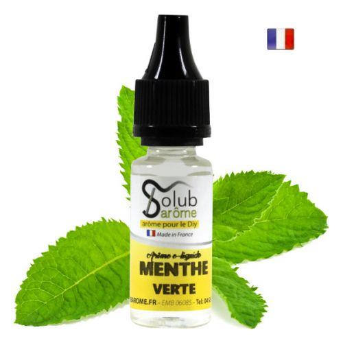 Arôme Menthe Verte Solub