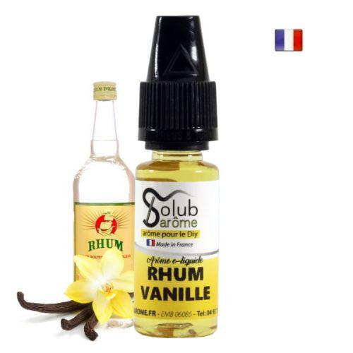 Arôme Rhum Vanille Solub