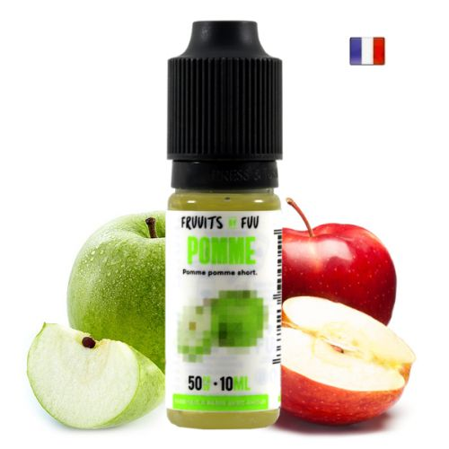 Pomme sels de nicotine The Fuu