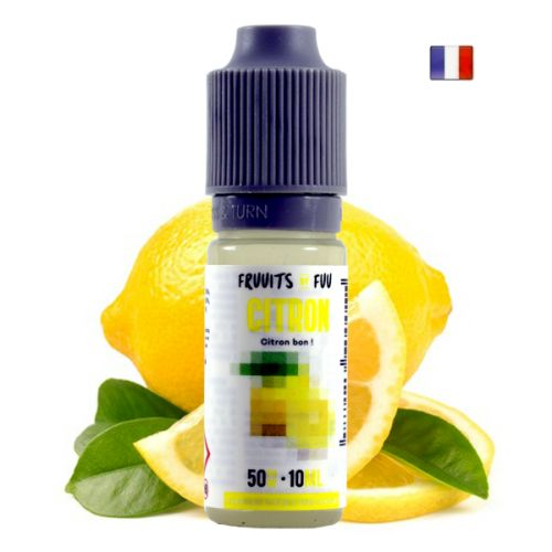 Citron sels de nicotine The Fuu
