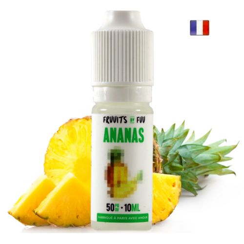 Ananas sels de nicotine The Fuu