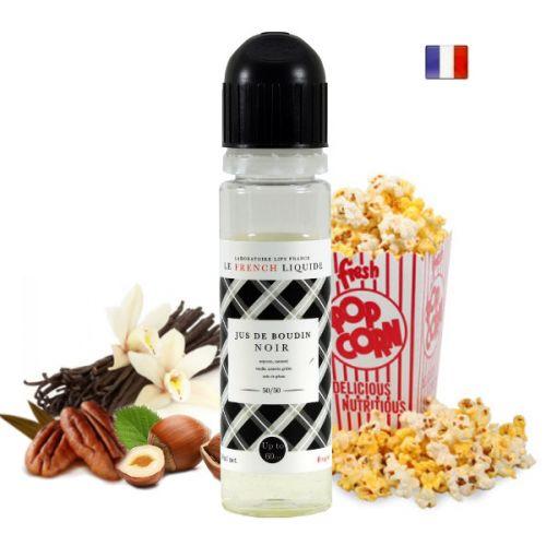 Prêt à booster Jus de boudin noir Le French Liquide
