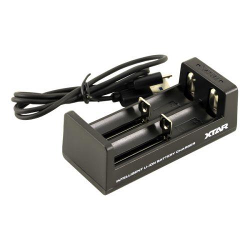Chargeur pour accus MC2 Xtar