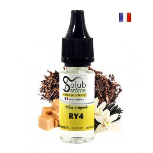 Arôme Tabac RY4 Solubarome