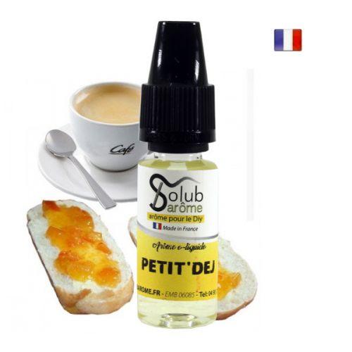 Arôme Petit Dej Solubarome