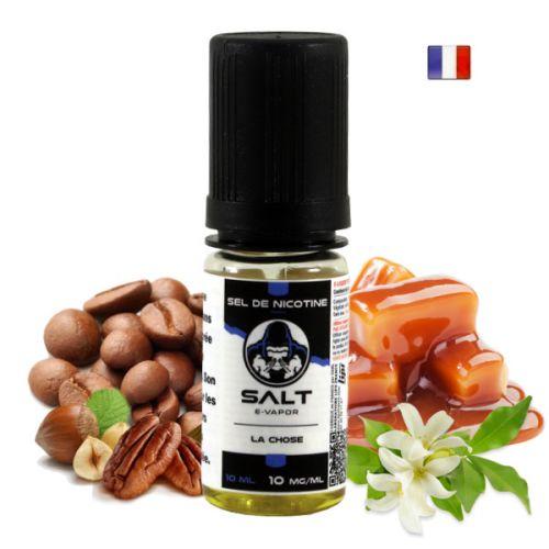 La Chose sel de nicotine Le French Liquide