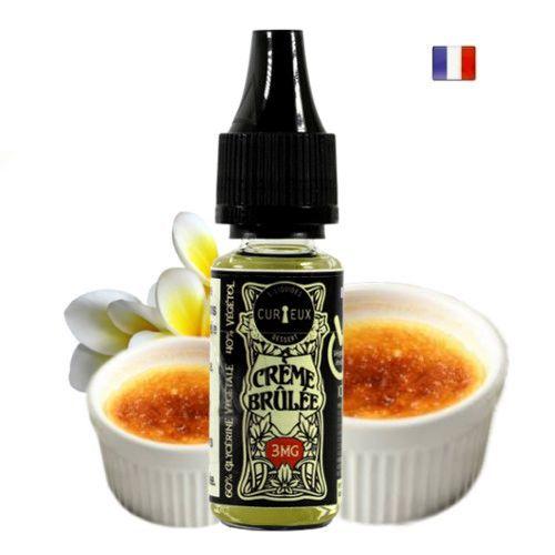 Crème Brûlée Curieux E-Liquide