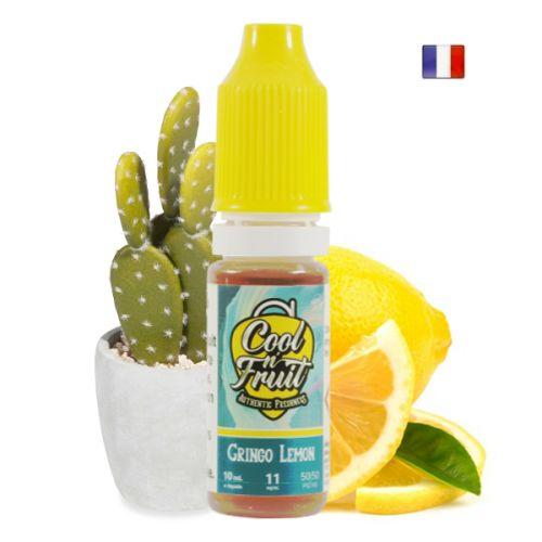 Gringo Lemon Cool N' Fruit Alfaliquid