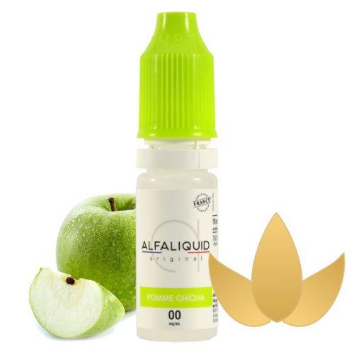 E-liquide Pomme Chicha Alfaliquid