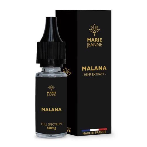 E-liquide CBD MALANA Marie Jeanne