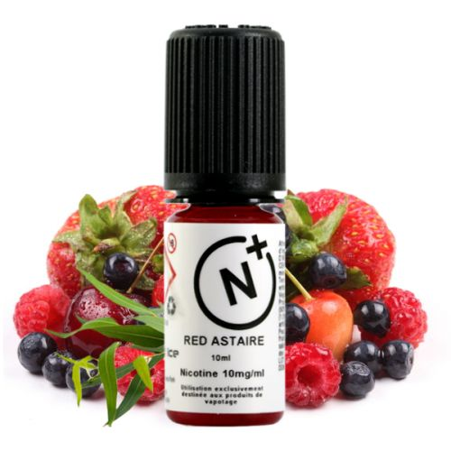 Red Astaire sels de nicotine T-Juice 50/50