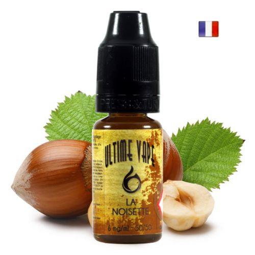 La Noisette UltimeVape Gourmand 50/50 10ml Prémixé