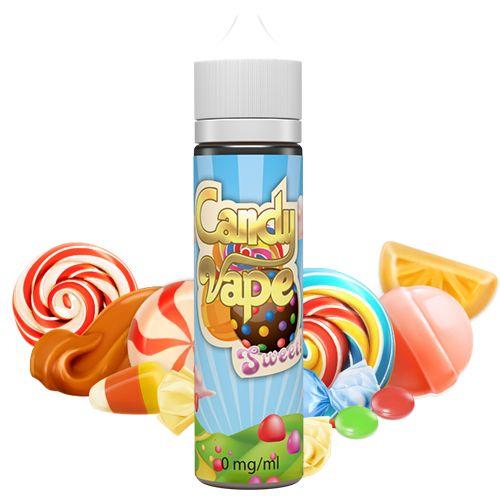 Prêt à booster 50ml Candy Vape Sweet O'Juicy
