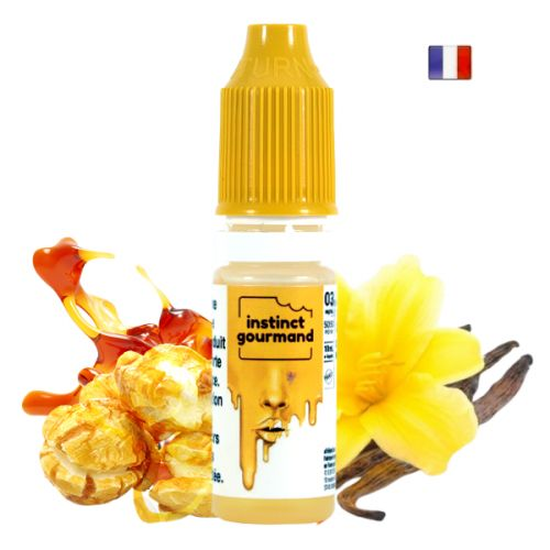 Vanilla & Pop Corn Alfaliquid