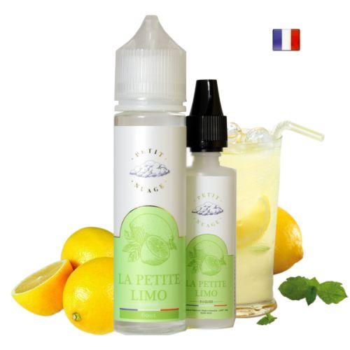 Prêt à booster 50ml La Petite Limo Petit Nuage