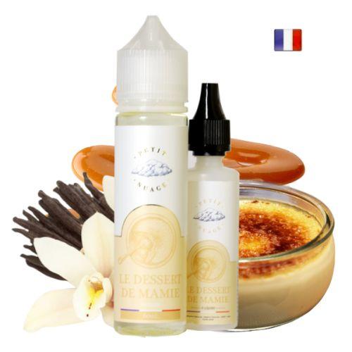 Prêt à booster 50ml Le Dessert de Mamie Petit Nuage