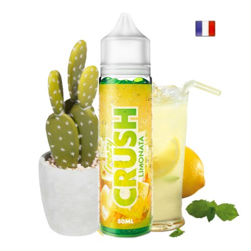 Prêt à booster 50ml Limonata Freezy Crush E-Tasty