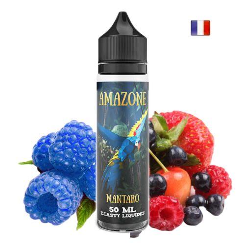 Prêt à booster 50ml Mantaro Amazone E-Tasty