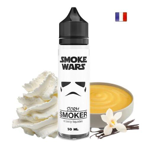 Prêt à booster 50ml Storm Smoker Smoke Wars E-Tasty