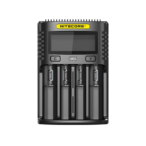 Chargeur Nitecore UMS4