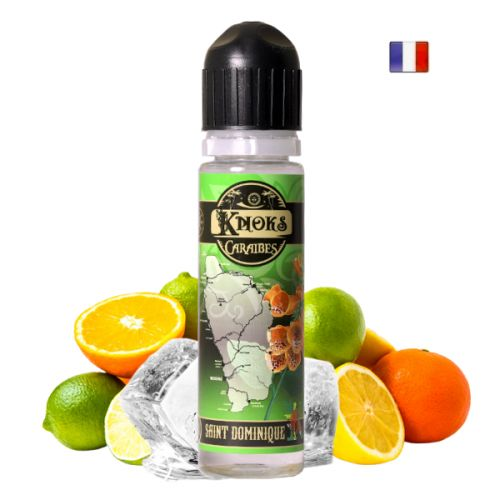 Prêt à booster 50ml St Dominique Caraibes Knoks