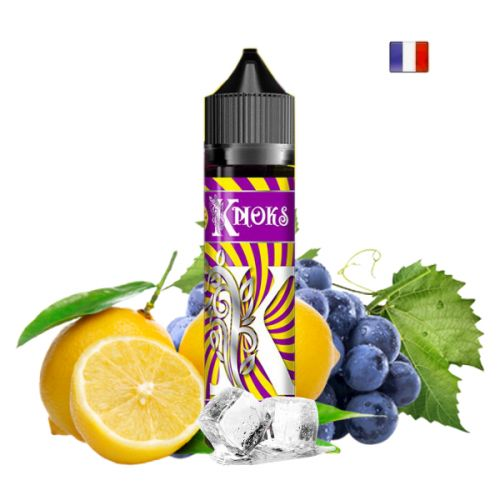 Prêt à booster 50ml Purplemon K Knoks