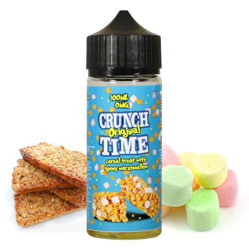 PAB Crunch Time Original California Vaping Co