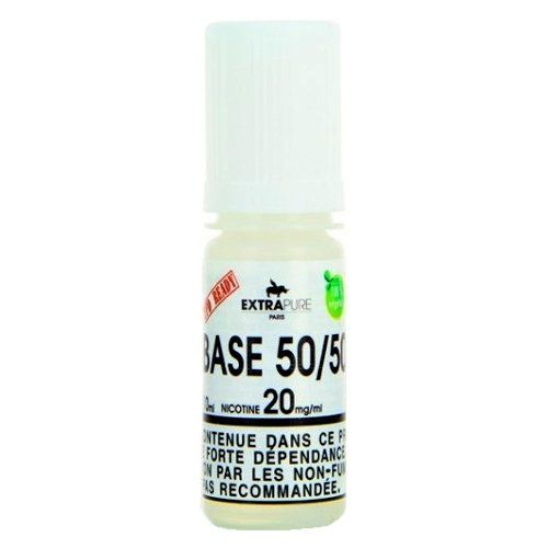 Booster de nicotine 50/50 Extrapure