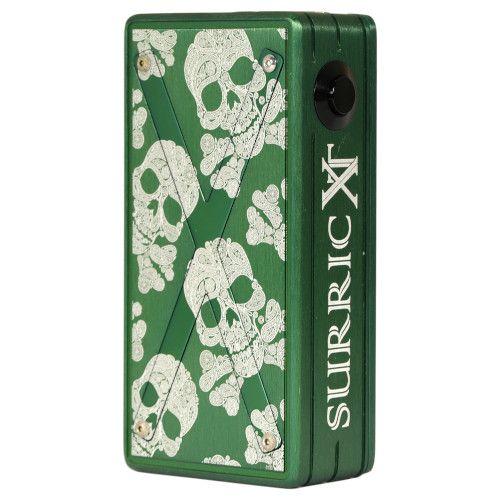 Box Surric XT Cuba Skull Surric Vapes
