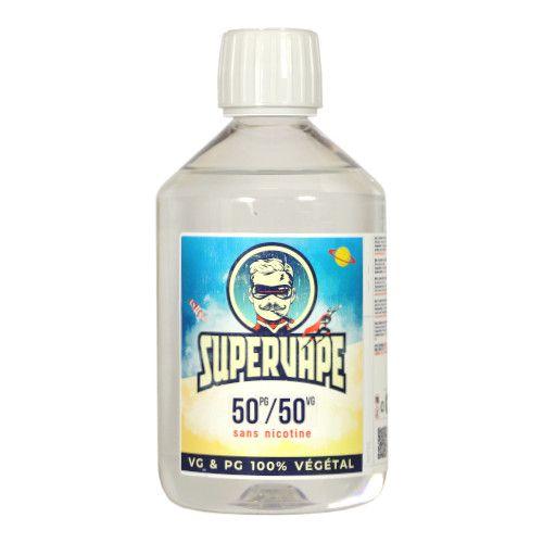 Base SuperVape 500ml 50/50 pour e-liquide DIY
