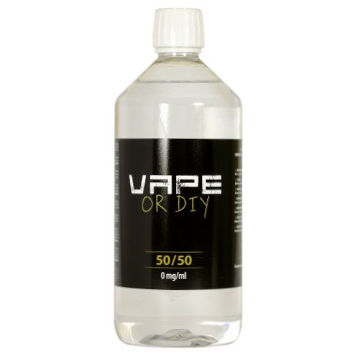 Base Vape Or Diy 50/50 Revolute