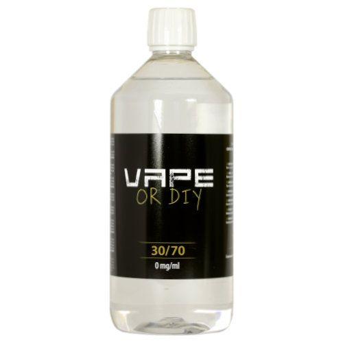 Base Vape Or Diy 30/70 Revolute