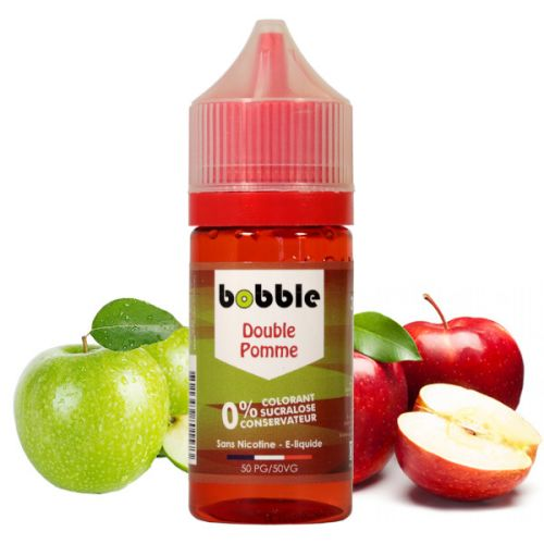 PAB Double Pomme Bobble 20ml