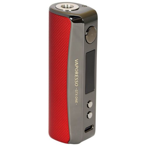 Box Mod GTX One Rouge Vaporesso