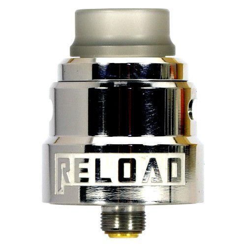 Dripper Reload S RDA Acier Reload Vapor