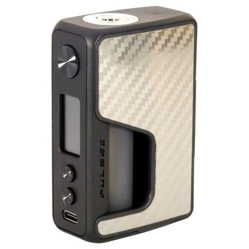 Box Pulse 2 BF Vandy Vape Carbon Fiber Acier