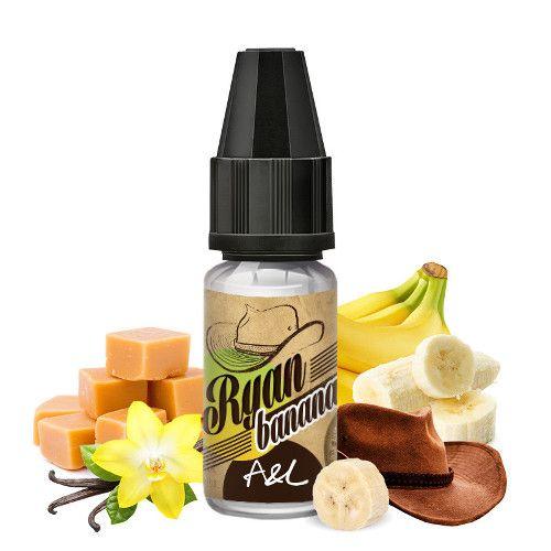 Arôme concentré Ryan Banana par A & L