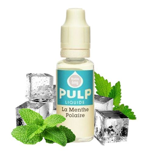 E-liquide Menthe Polaire Pulp 20ml
